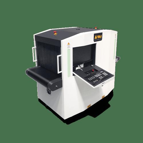 escáner de rayos x portátil
