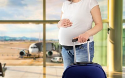 ¿Es perjudicial el arco detector de metales para las mujeres embarazadas?