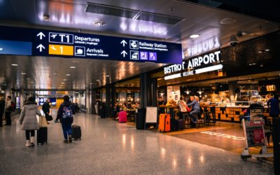 ¿Los equipos de escáner de los aeropuertos tienen riesgo para las personas?